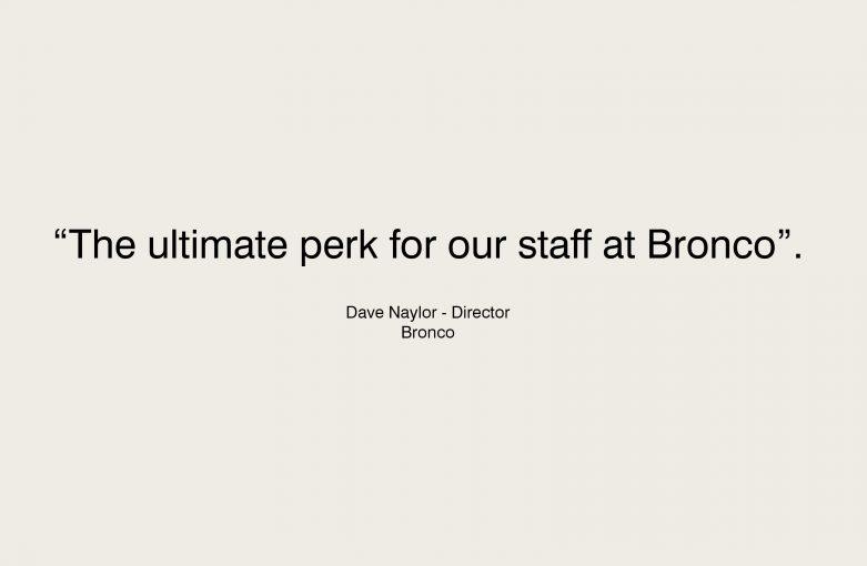 Bronco Digital Testimonial - Dave Naylor, Director