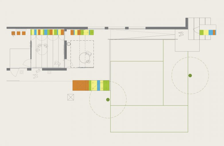 Thorn Grove School Interior Plan