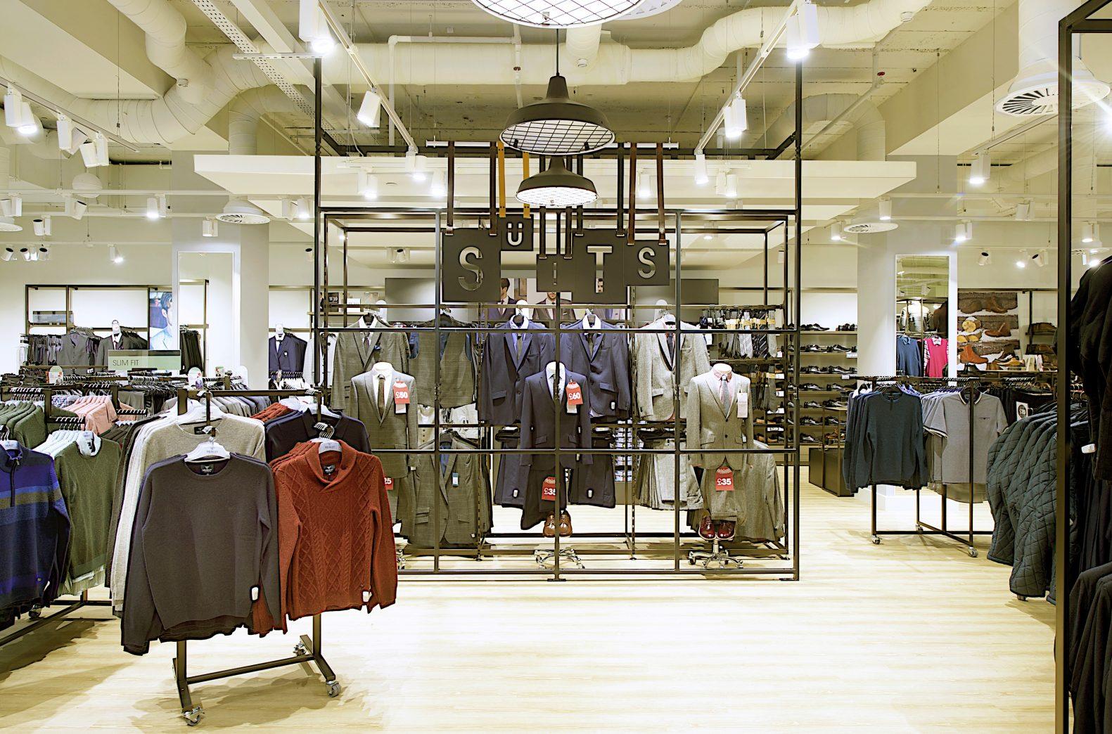 Matalan Cardiff Retail Interior by Phaus