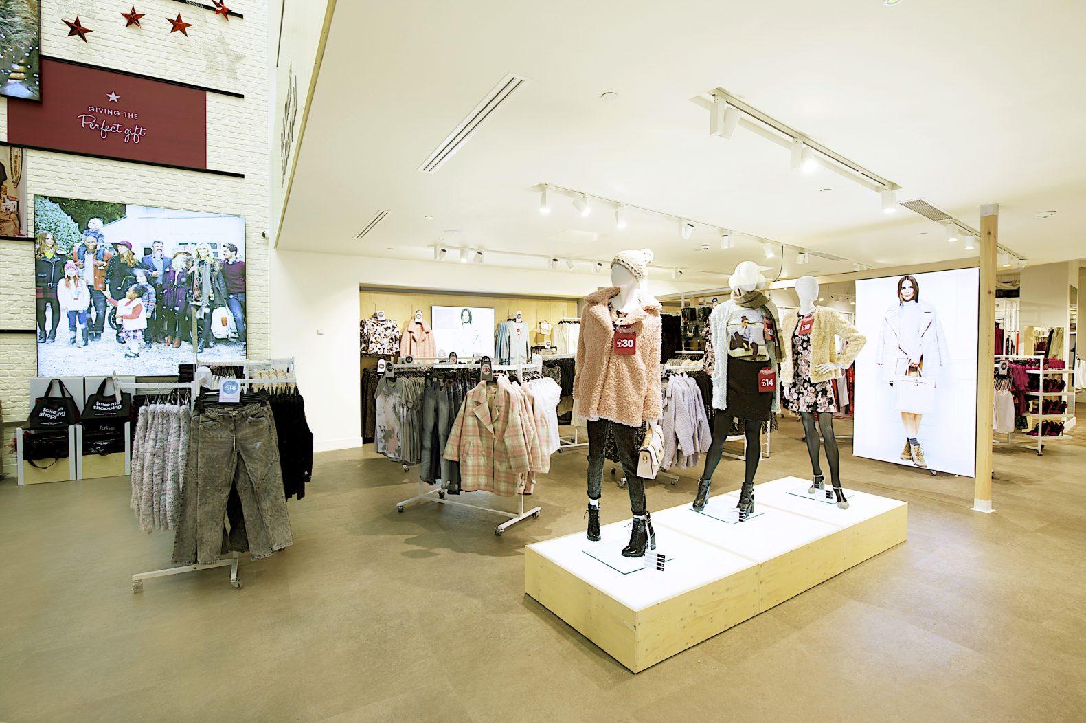 Matalan Cardiff Retail Design