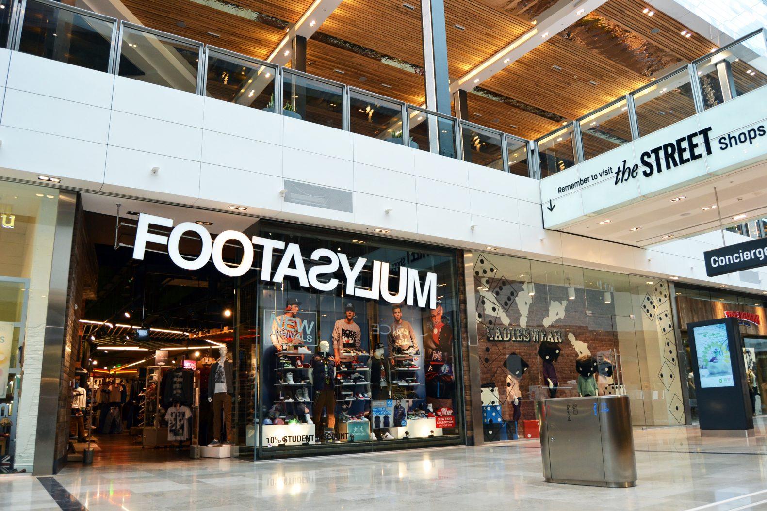FootAsylum by Phaus