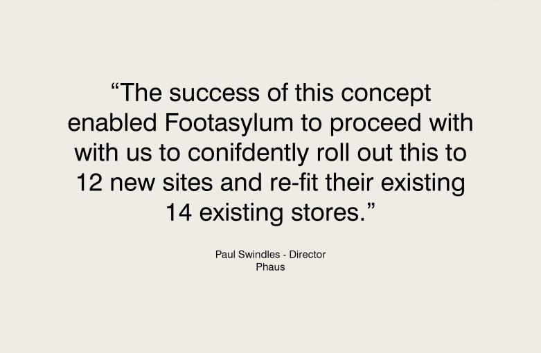 FootAsylum Testimonial - Paul Swindles, Phaus