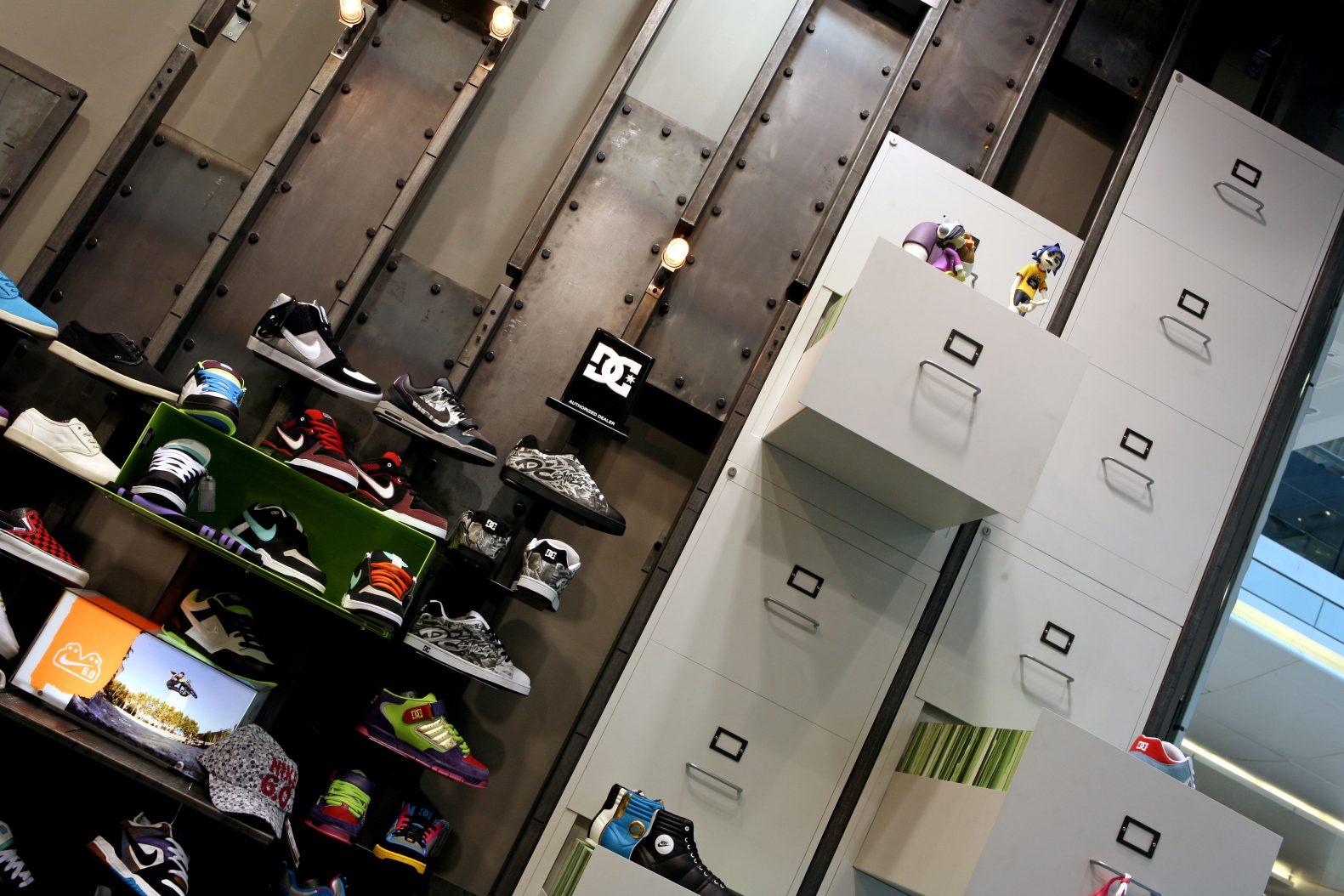 Footasylum Retail Design