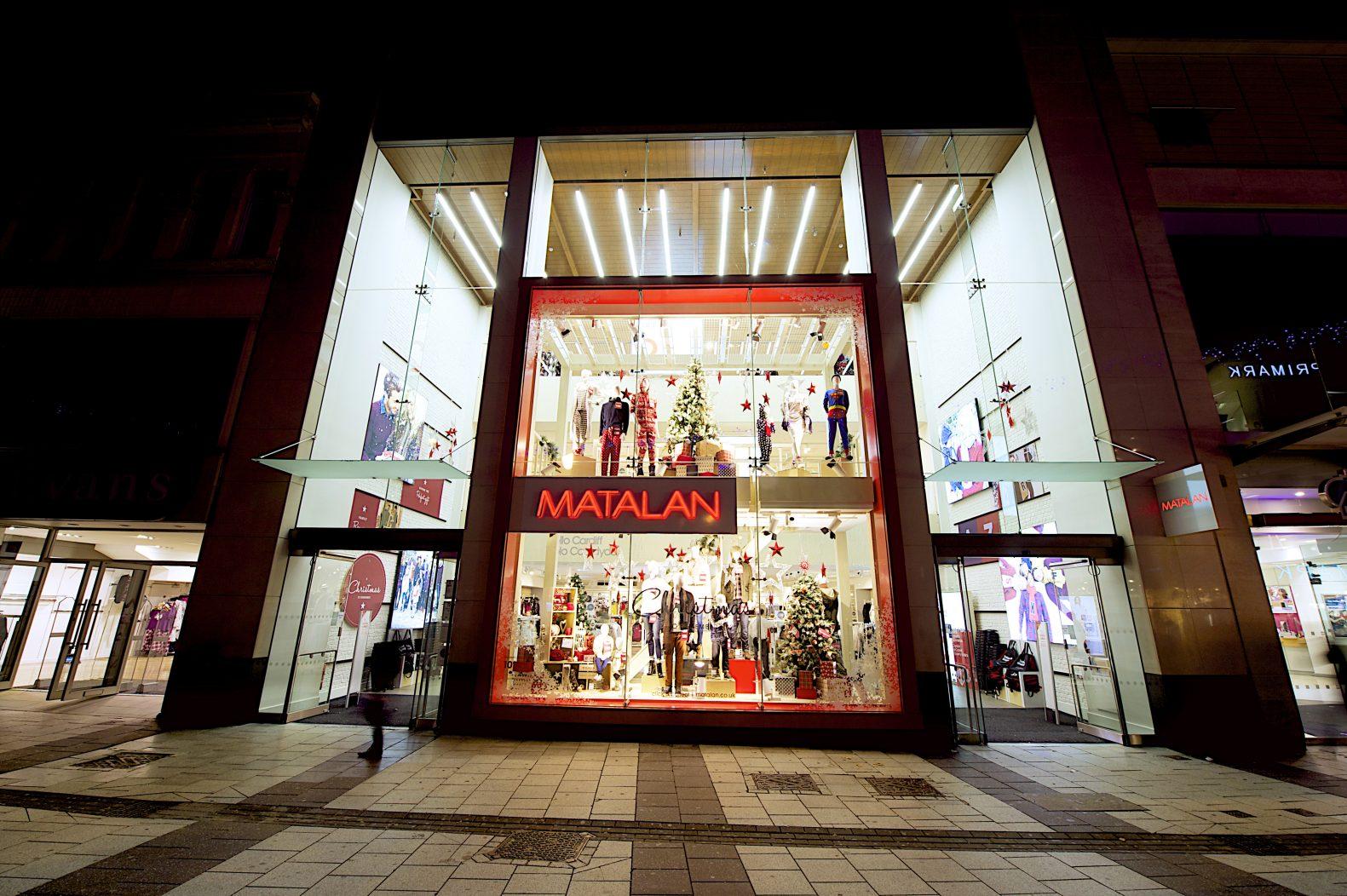 Matalan Retail Design