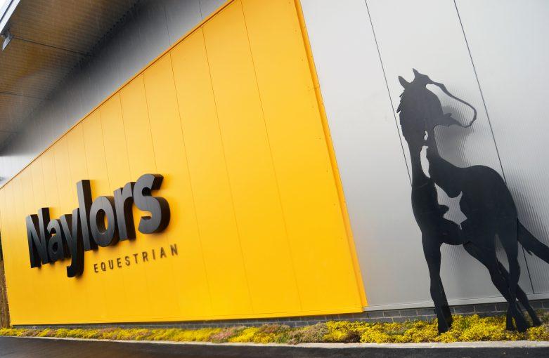 Naylors Equestrian Brand Design