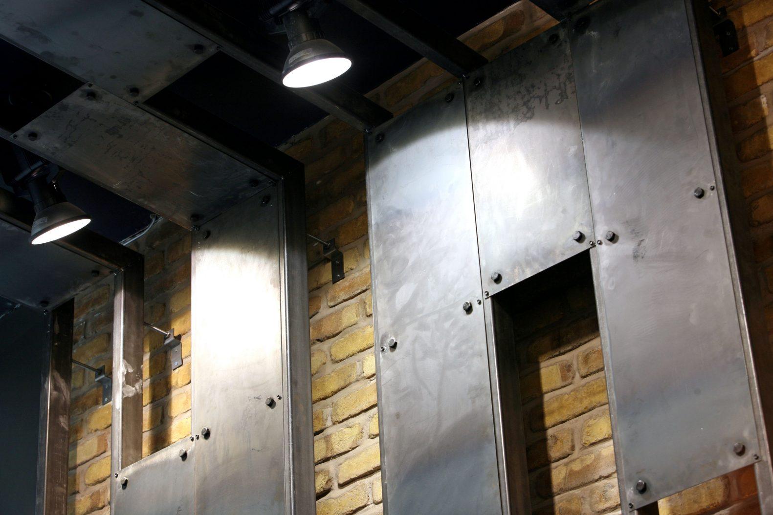 Footasylum Lighting Design