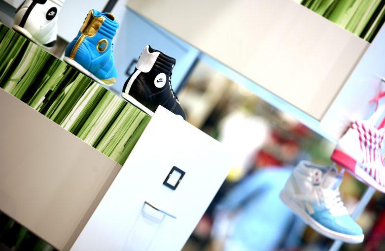 Footasylum Product display