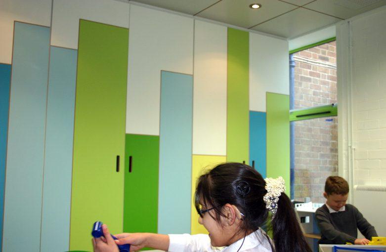 Thorngrove School Classroom Interior Design