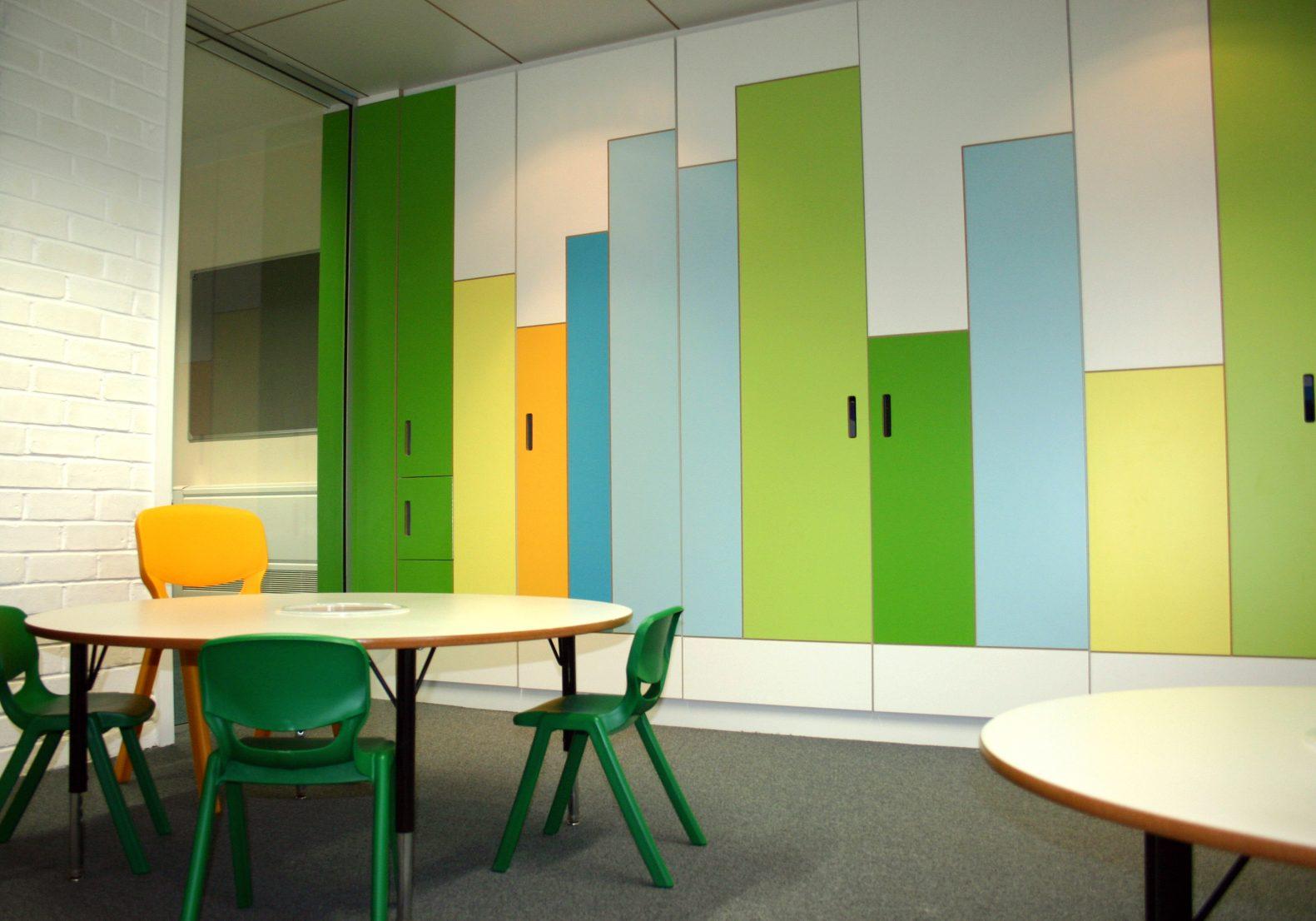 Thorngrove School Classroom Design