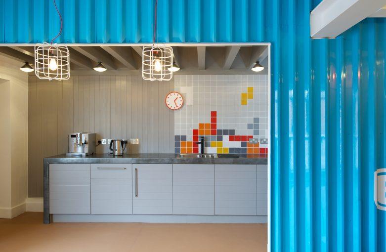 Bronco Office Design Kitchen Space