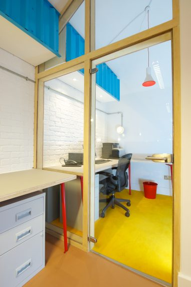 Bronco Office Design by Phaus