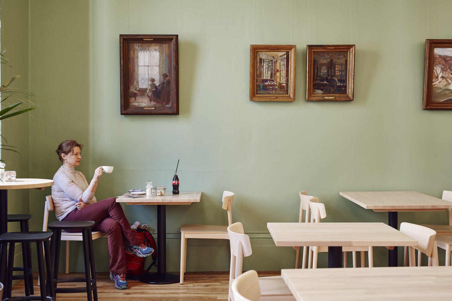 Manchester Art Gallery Cafe Design