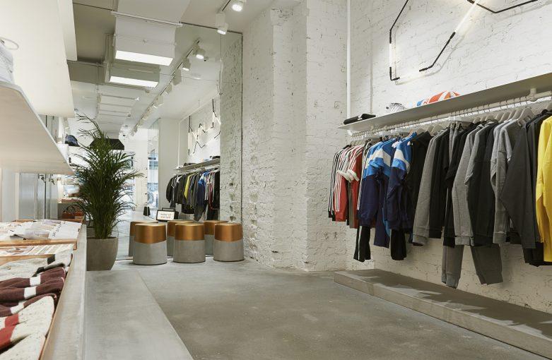 Size? For Women Retail Design