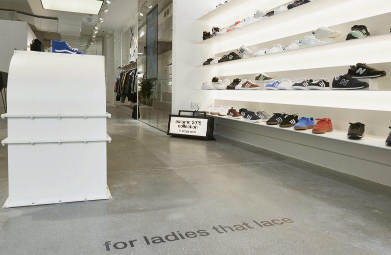 Size? For Women Interior Design