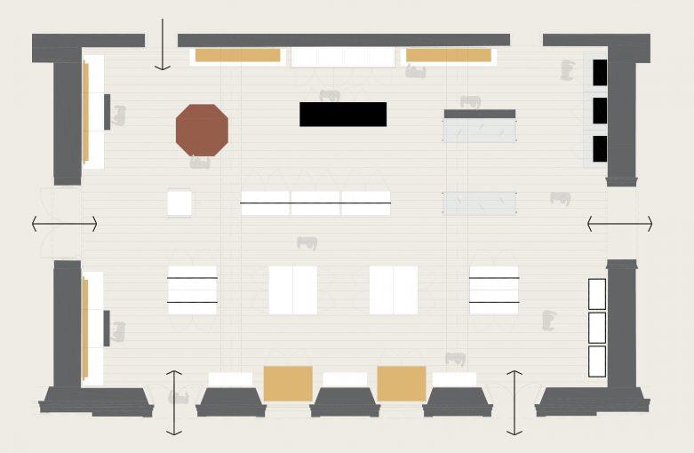 Manchester Art Gallery Retail Design Plan