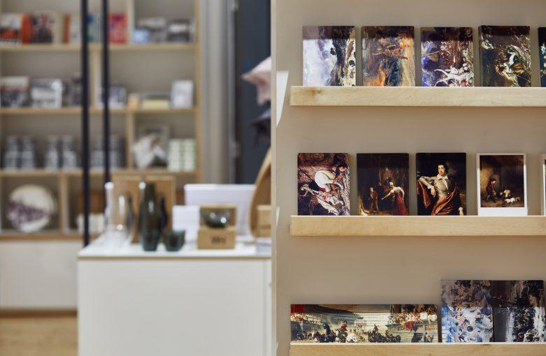 Manchester Art Gallery Retail Fixtures