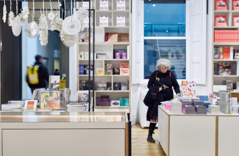 Manchester Art Gallery Shop Project by Phaus