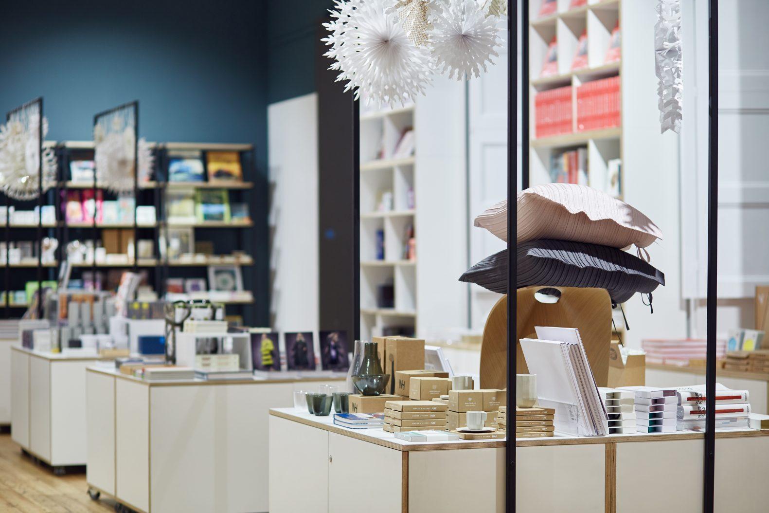 Manchester Art Gallery Shop Refit