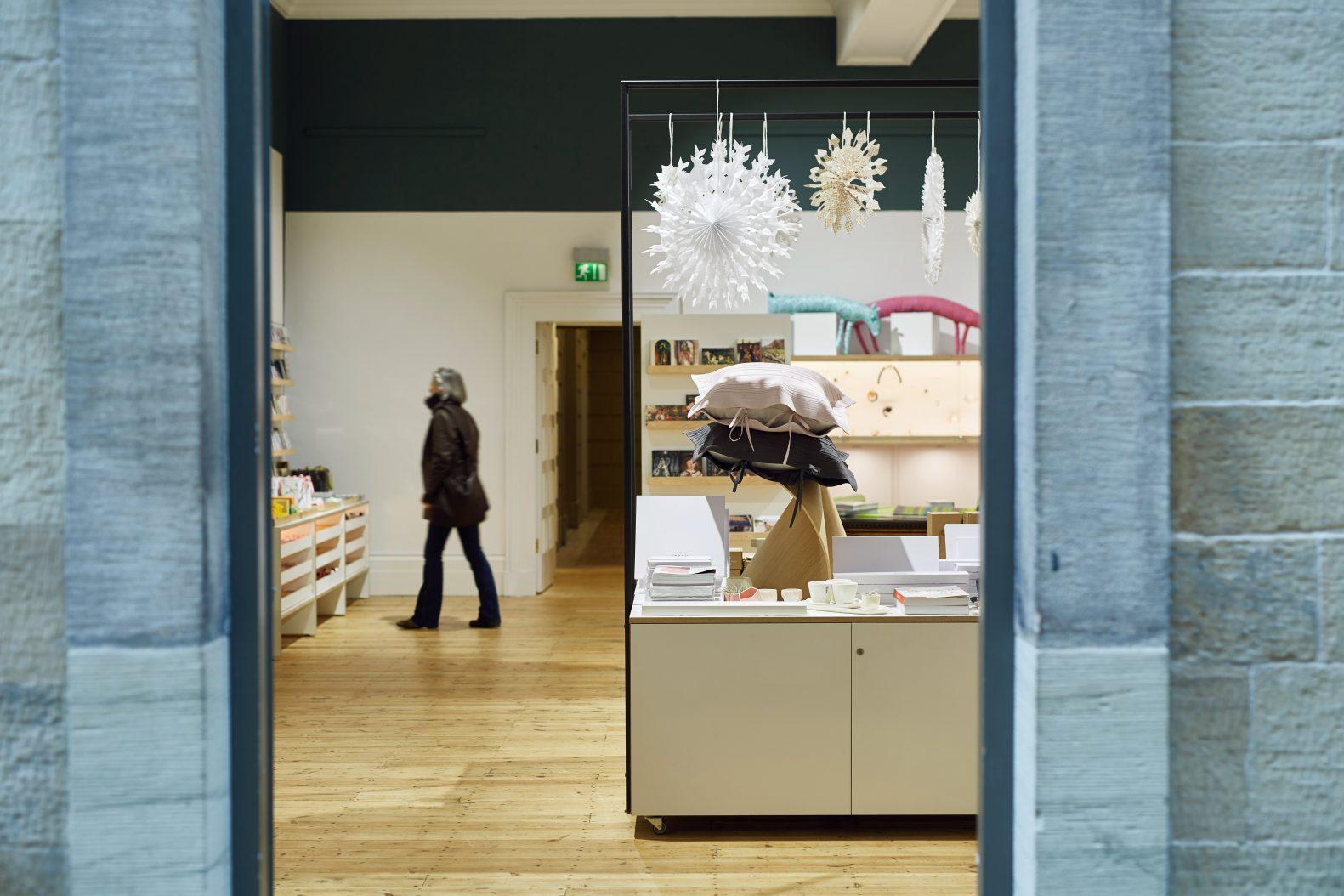 Interior Design Manchester Art Gallery Shop