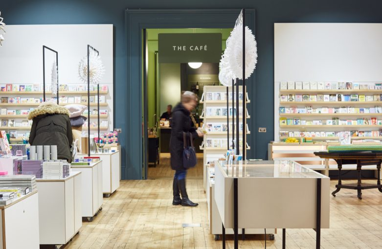 Phaus Redesign Manchester Art Gallery Shop