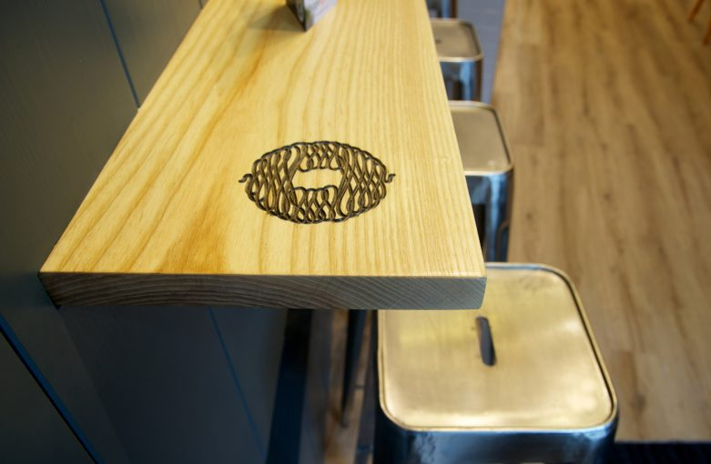 Bagel Nash Brand Design Details
