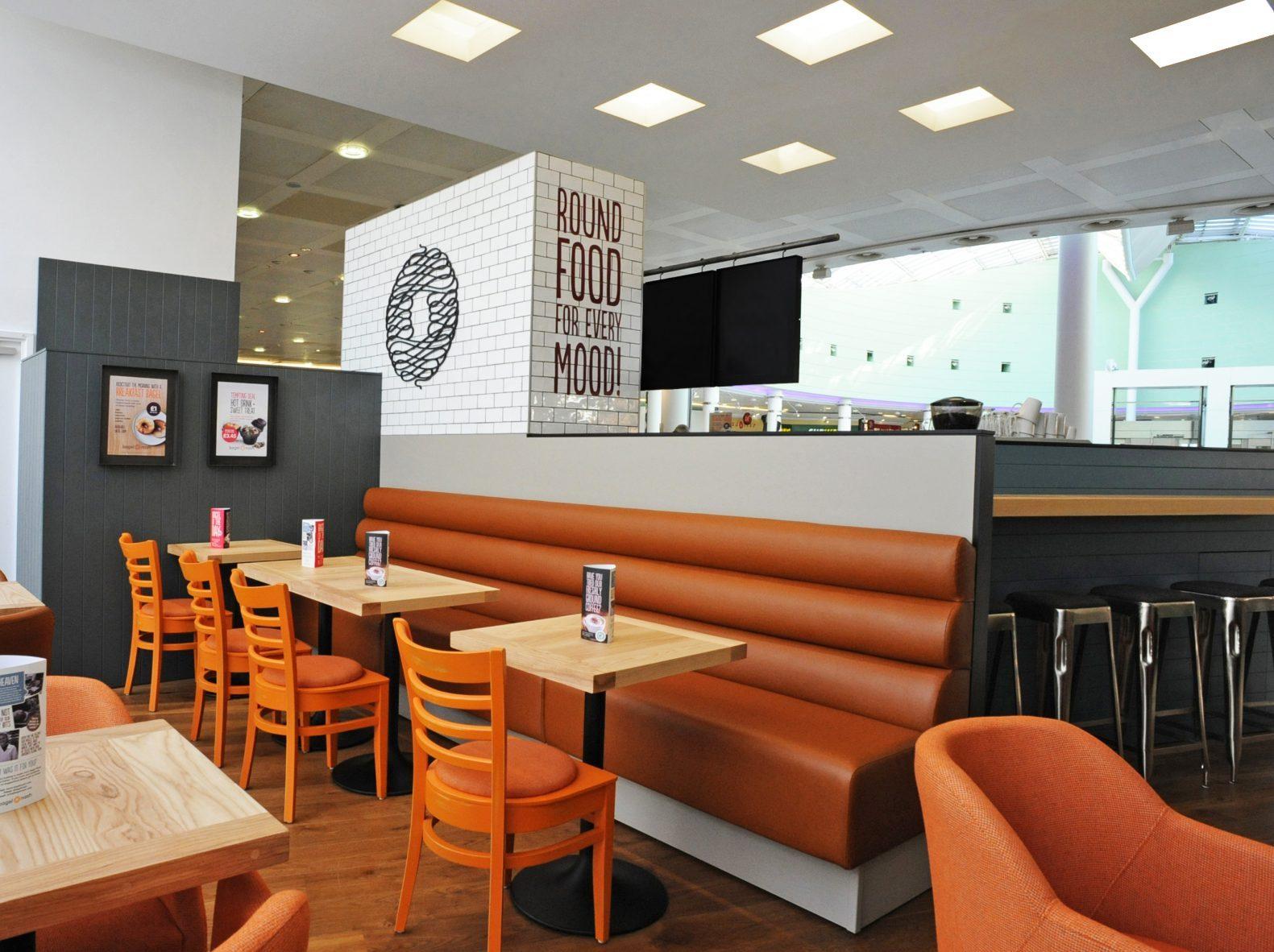 Bagel Nash Leeds Cafe Seating