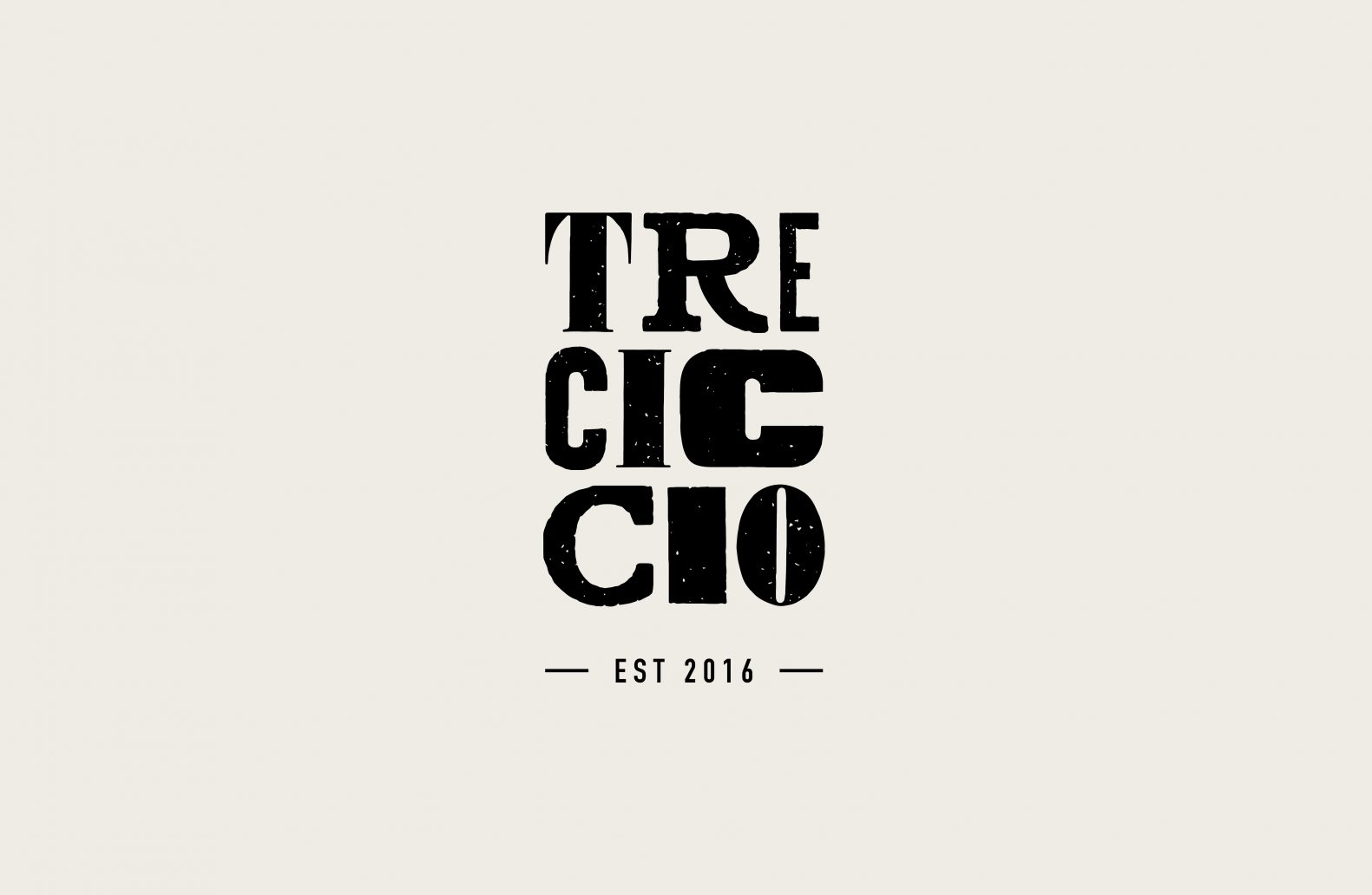 Tre Ciccio Logo Design by Phaus