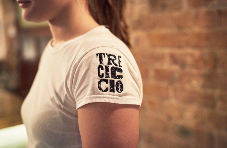 Tre Ciccio Identity Design for Staff Uniforms