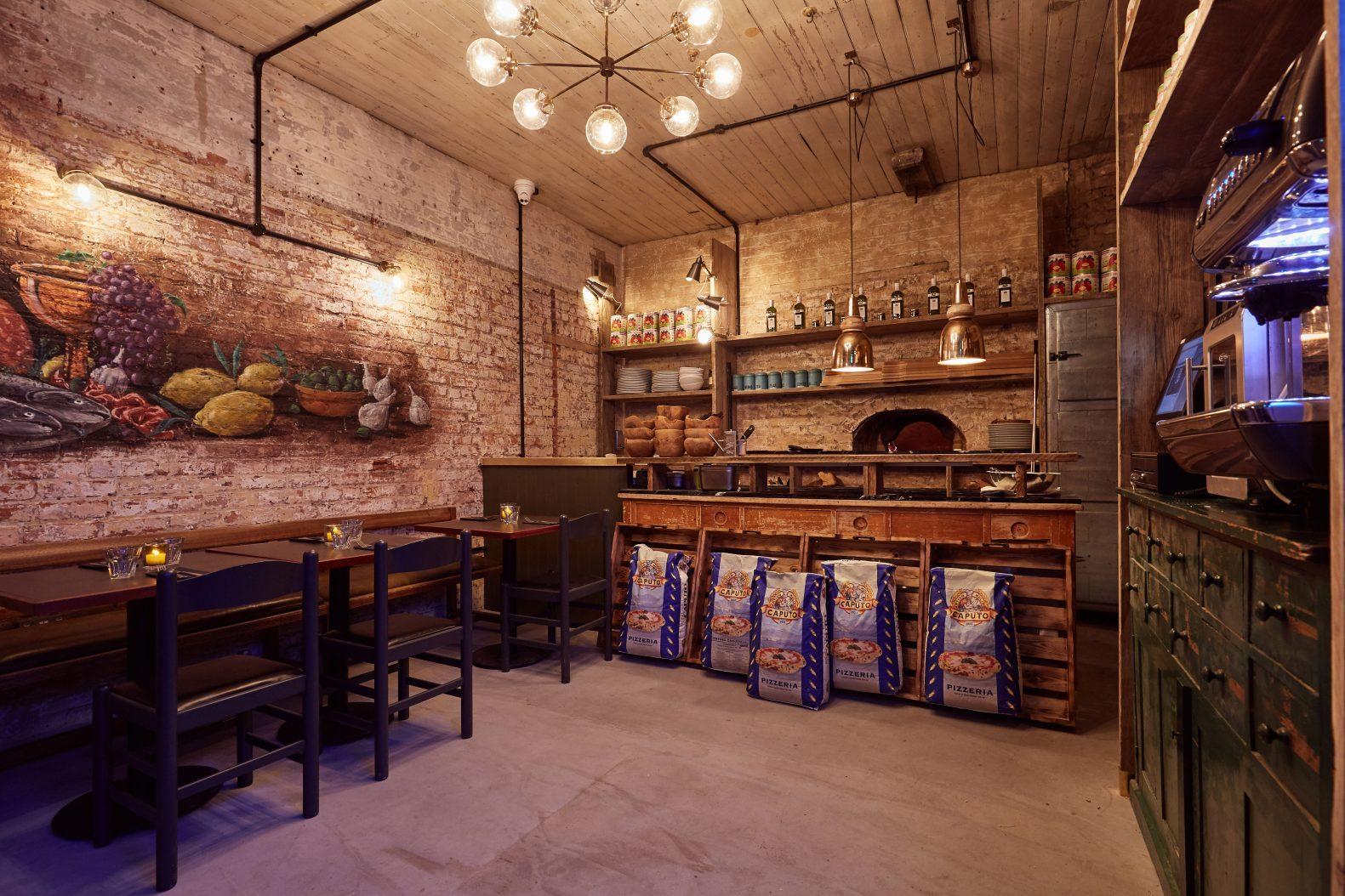 Tre Ciccio Italian Restaurant Manchester