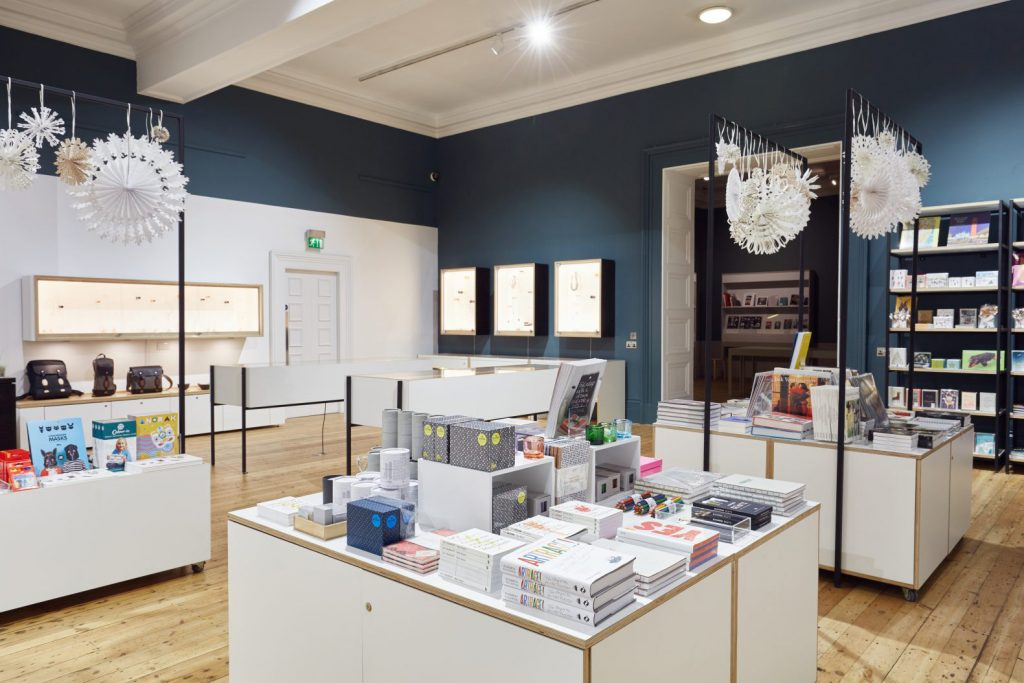 Manchester Art Gallery Shop by Phaus