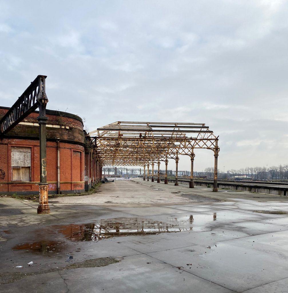 Mayfield Railway Station