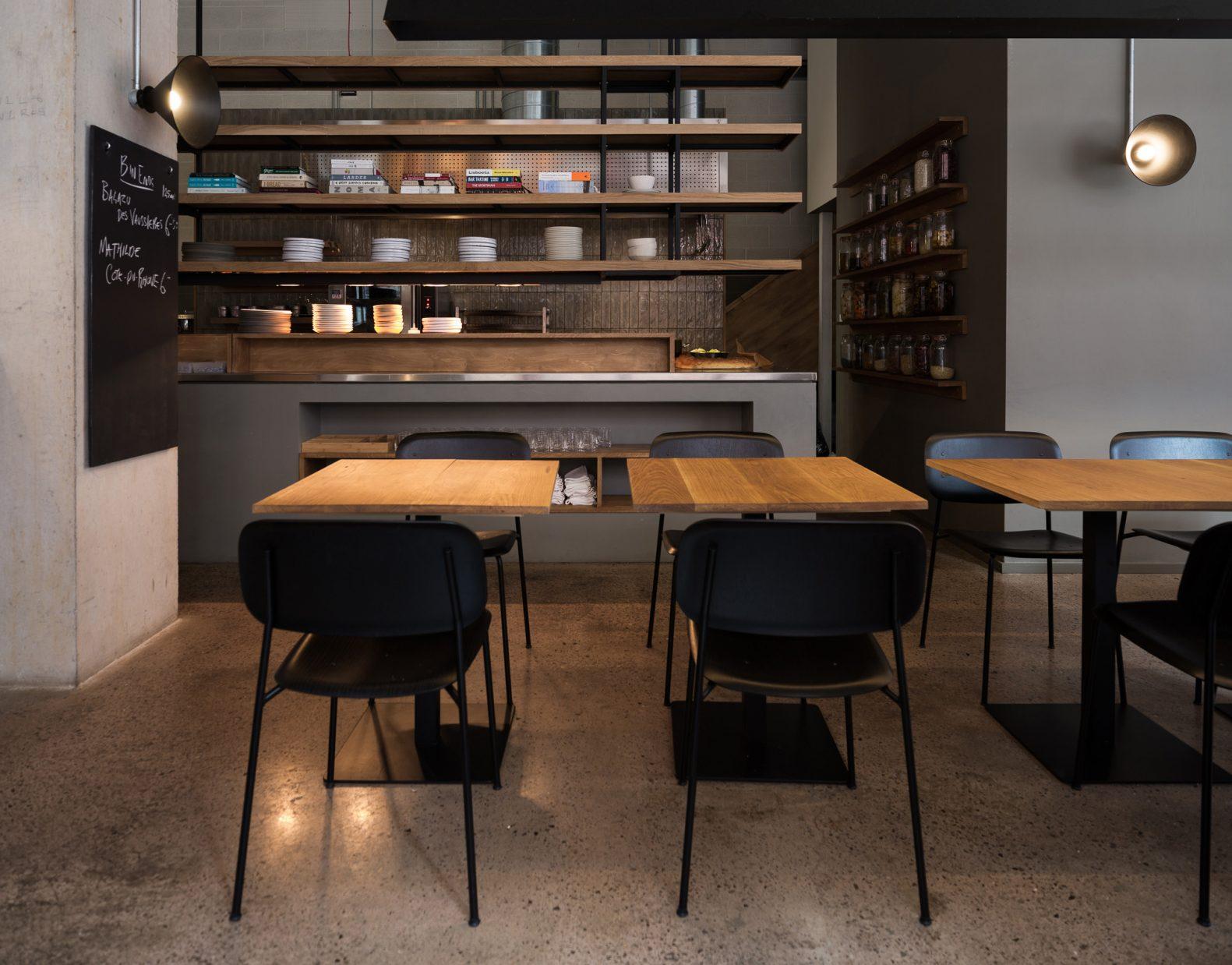 Erst Restaurant Design