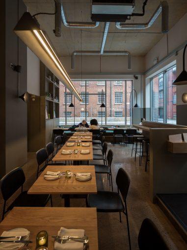 Erst Restaurant Design by Phaus