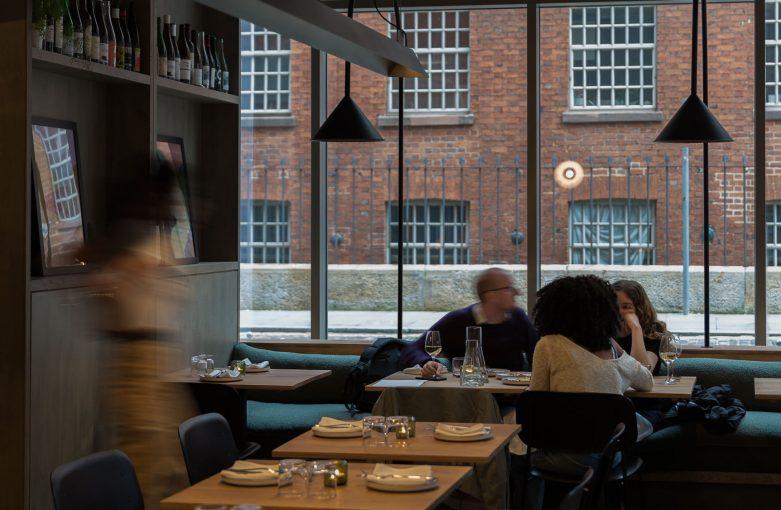 Erst Restaurant Interior